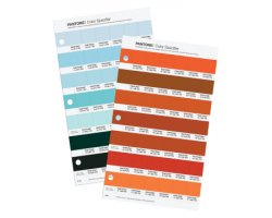 Pantone Fashion Home + Interiors Color Specifier Paper replacement pages