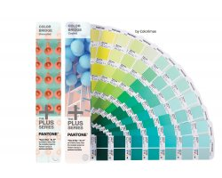 Nuancier PANTONE Color Bridge Set Coated + Uncoated