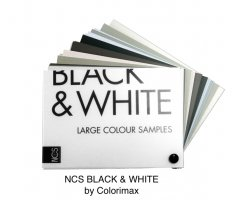 Nuancier NCS BLACK & WHITE