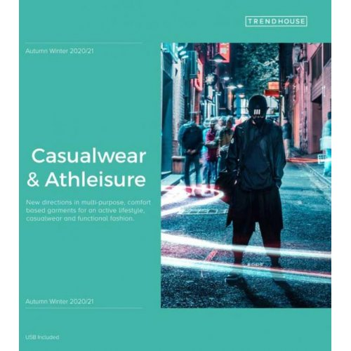 Trendhouse Casual & Athleisure A/W 2020/2021 incl. USB-Stick