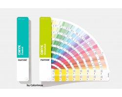 Nuancier PANTONE CMYK Guide Set Coated & Uncoated