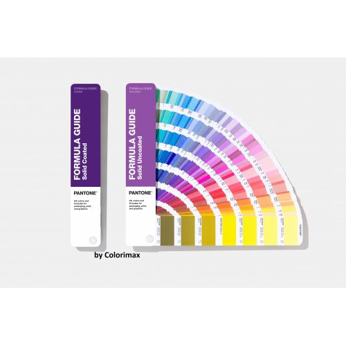 Nuancier PANTONE Formula Guide Solid Coated & Solid Uncoated