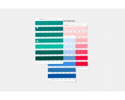 PANTONE FHI Color Specifier Supplement
