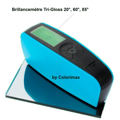 Brillancemètre TriGloss 20°/ 60°/ 85°